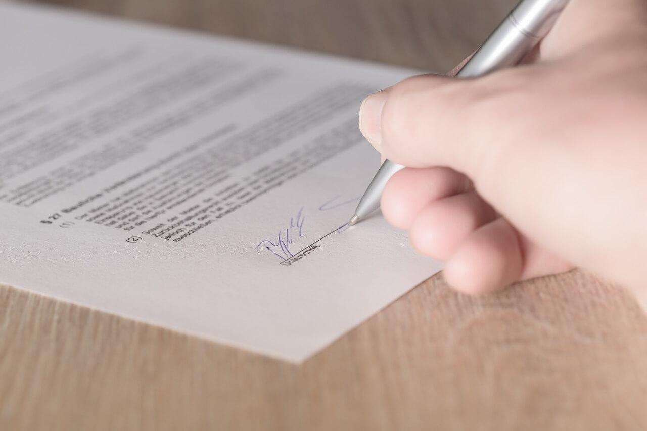 雇用契約書ではなく、雇用契約書兼労働条件通知書を使おう!
